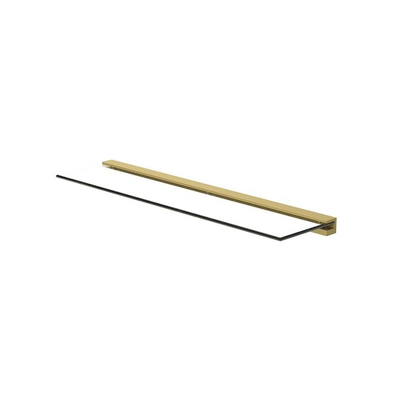 Tablette verre sécurit 50cm Gold Nautic