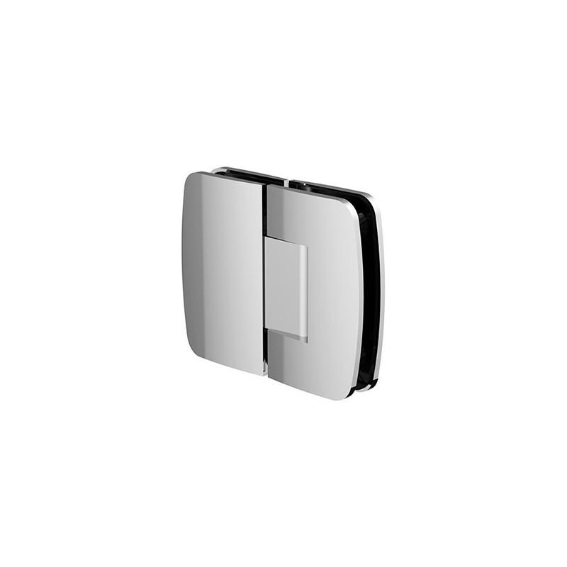 Charnière 180° panneau mobile - panneau fixe H²0