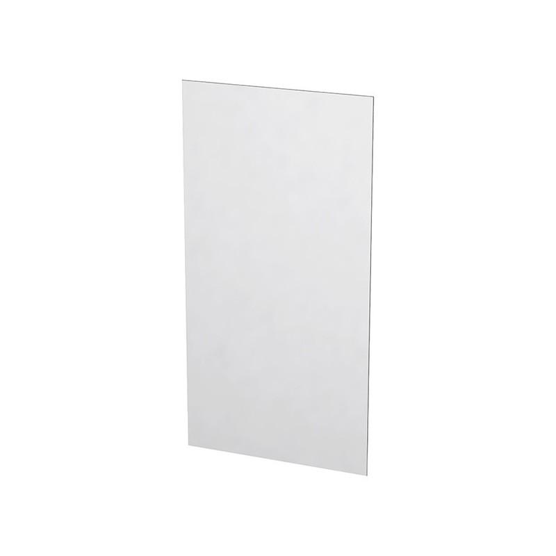 Plaque de verre sécurit 195 x 100 x 0.8cm