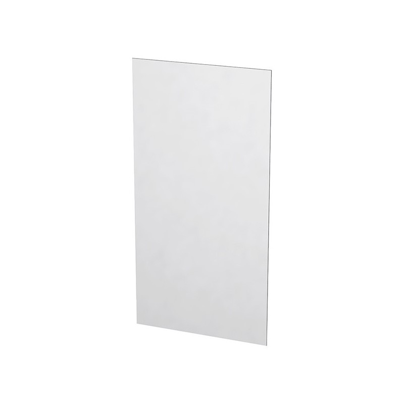Safety glass plate 195 x 100 x 0.8cm