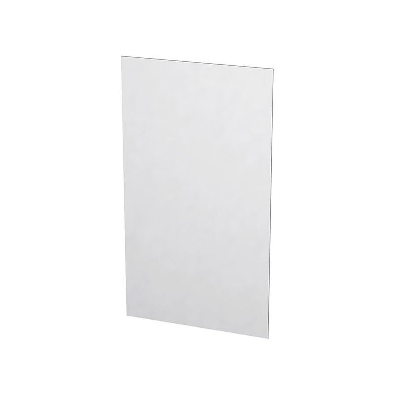 Plaque de verre sécurit 195 x 110 x 0.8cm